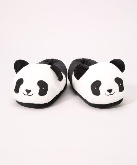 Pantufa-Feminina-Panda-Antiderrapante-Branca-9984447-Branco_1