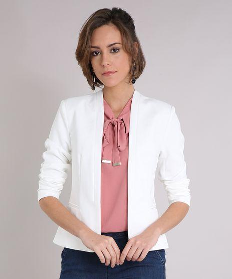 Blazer-Feminino-Acinturado-com-Recortes-Off-White-8889602-Off_White_1