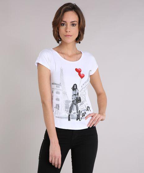 Blusa-Feminina-com-Estampa-e-Strass-Manga-Curta-Decote-Redondo-Branca-9153701-Branco_1