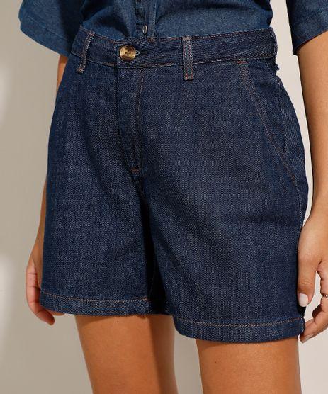 Short-Midi-Jeans-Cintura-Alta-Azul-Escuro-9991412-Azul_Escuro_1