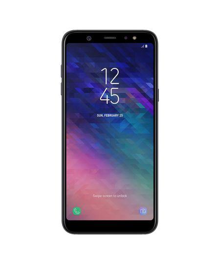 Menor preço em Smartphone Samsung A605GN Galaxy A6 Plus Preto - Único