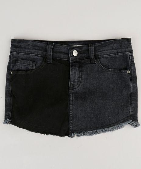 Short-Saia-Jeans-Infantil-com-Recorte-Preto-9168814-Preto_1