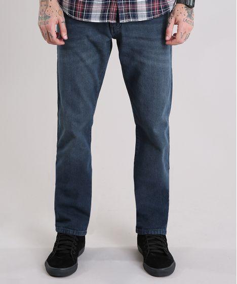 37dfb8b596 Calca-Jeans-Masculina-Reta-Azul-Escuro-8469575-Azul Escuro 1 ...