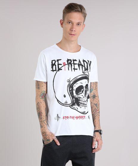 Camiseta-Masculina-Caveira-Manga-Curta-Gola-Careca-Branca-9153498-Branco_1