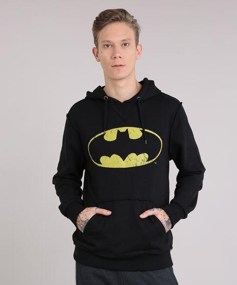 Blusao-Masculino-em-Moletom-Batman-com-Capuz-Manga-Longa-Preto-8829829-Preto_1