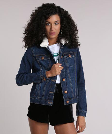 Jaqueta-Jeans-Feminina-com-Pelo-Removivel-na-Gola-Azul-Escuro-9101349-Azul_Escuro_1
