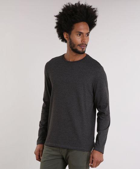 Camiseta-Masculina-Basica-Manga-Longa-Gola-Careca-Cinza-Mescla-Escuro-8960874-Cinza_Mescla_Escuro_1