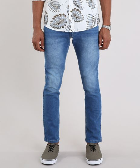 Calca-Jeans-Masculina-Slim-Azul-Claro-9213442-Azul_Claro_1