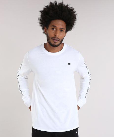 Camiseta-Masculina-LAB-Emicida-Manga-Longa-Gola-Careca-Branca-9170179-Branco_1