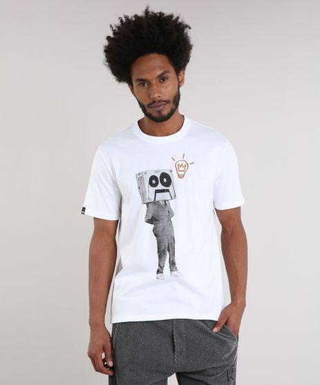 Camiseta-Masculina-LAB-Cabeca-de-Fita-Manga-Curta-Gola-Careca-Branca-9170186-Branco_1