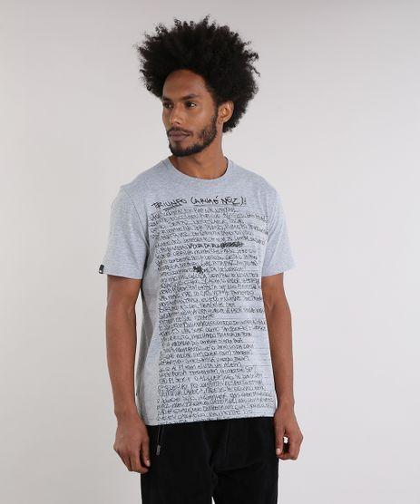 Camiseta-Masculina-LAB-Emicida-Triunfo-Manga-Curta-Gola-Careca-Cinza-Mescla-9170185-Cinza_Mescla_1