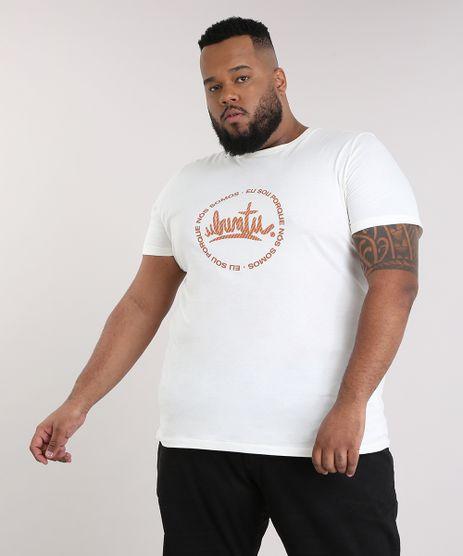 Camiseta-Masculina-LAB-Ubumtu-Manga-Curta-Gola-Careca-Off-White-9170181-Off_White_1