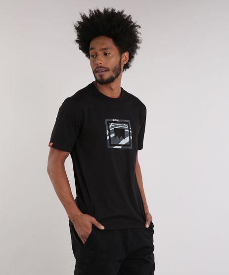 Camiseta-Masculina-LAB-Manga-Curta-Gola-Careca-Preta-9170188-Preto_1