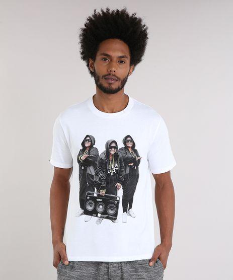 Camiseta-Masculina-LAB-Senhora-Manga-Curta-Gola-Careca-Branca-9170182-Branco_1
