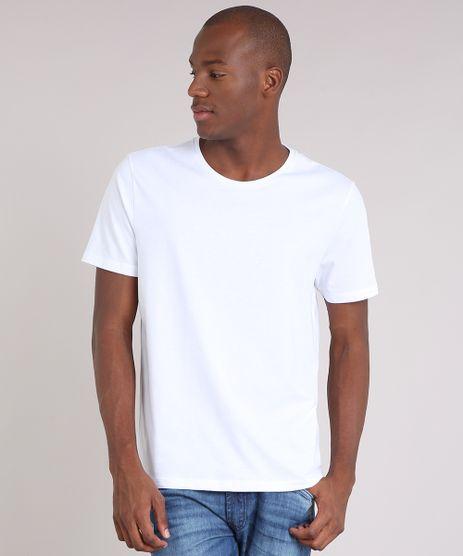 Camiseta-Masculina-Basica-Manga-Curta-Gola-Careca--Branca-8472740-Branco_1