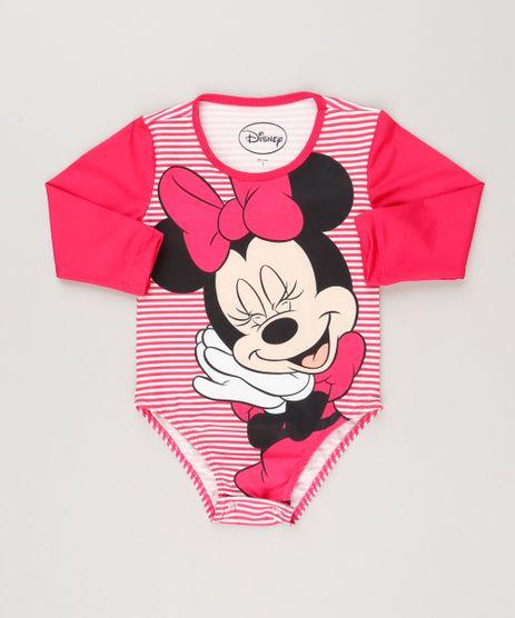 Maio-Body-Infantil-Listrado-Minnie-Manga-Longa-Rosa-9036832-Rosa_1