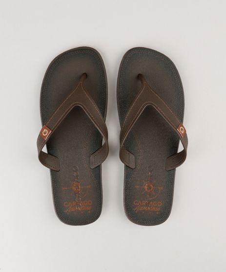 Chinelo-Masculino-Cartago-Marrom-9248923-Marrom_1