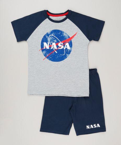 Pijama-Infantil-Espacial-Manga-Curta-Cinza-Mescla-9224165-Cinza_Mescla_1