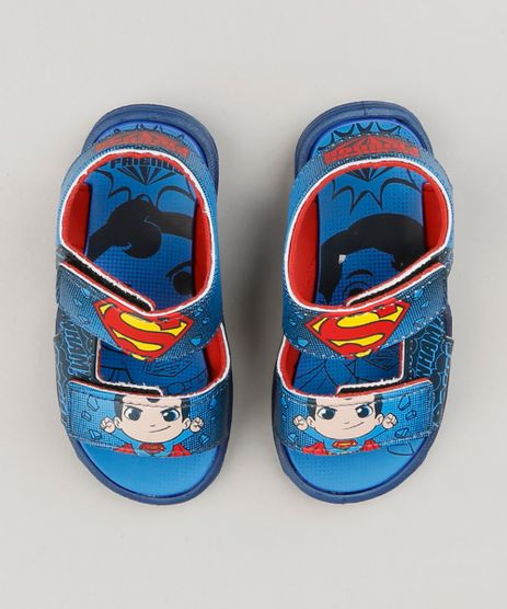 Sandalia-Papete-Infantil-Super-Homem-Grendene-Azul-Marinho-9214968-Azul_Marinho_1