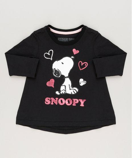 Blusa-Infantil-Snoopy-Manga-Longa-Decote-Redondo-Preta-9236610-Preto_1