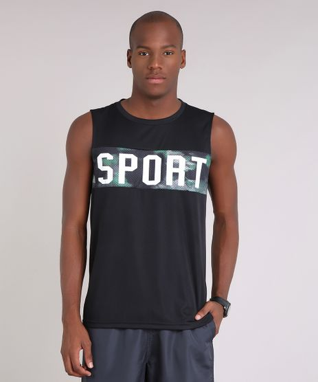 Regata-Masculina-Esportiva-Ace-com-Recorte-Gola-Careca-Preta-9154763-Preto_1