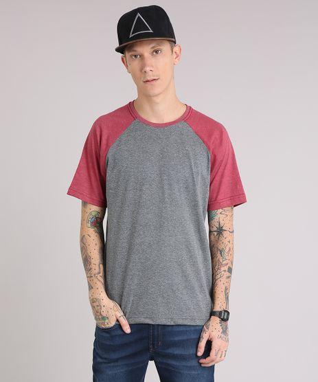 Camiseta-Masculina-Raglan-Basica-Manga-Curta-Decote-Careca-Cinza-Mescla-Escuro-8808223-Cinza_Mescla_Escuro_1