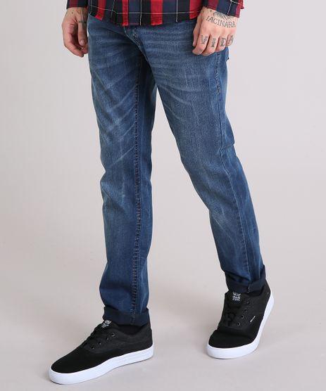 Calca-Jeans-Masculina-Slim-Azul-Escuro-9202693-Azul_Escuro_1