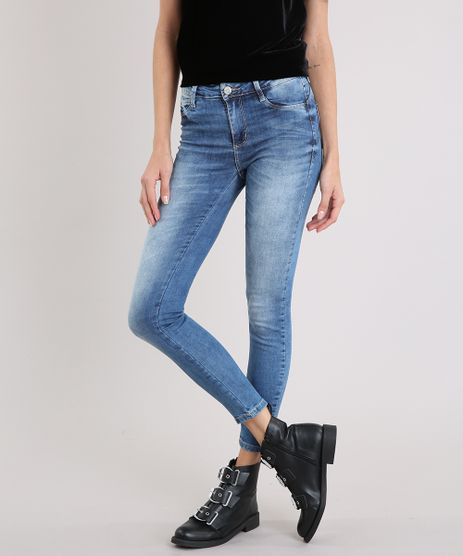 Calca-Feminina-Super-Skinny-Sawary-Azul-Medio-9195864-Azul_Medio_1