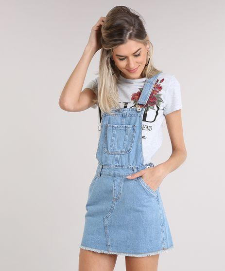 Salopete-Jeans-Feminina-com-Bolsos-Azul-Claro-9217845-Azul_Claro_1