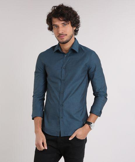 Camisa-Masculina-Slim-Manga-Longa-Azul-Petroleo-9089573-Azul_Petroleo_1