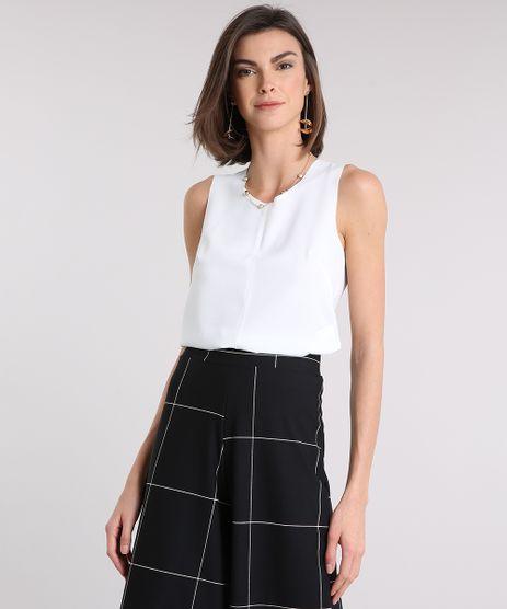 Regata-Feminina-com-Recorte-e-Ziper-Decote-Redondo-Off-White-9082128-Off_White_1