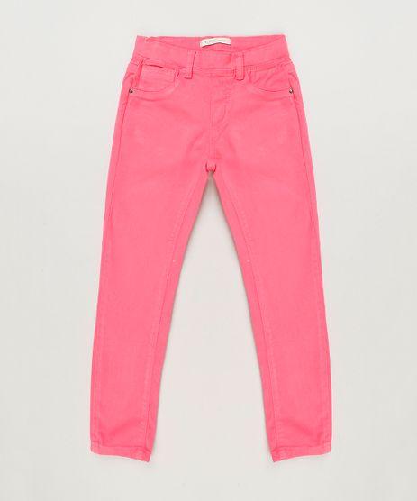 Calca-Color-Infantil-Jegging-com-Bolsos-Rosa-9214467-Rosa_1