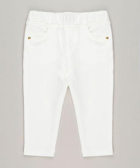 Calca-Legging-Infantil-com-Bolsos-em-Algodao---Sustentavel-Off-White-9117942-Off_White_1
