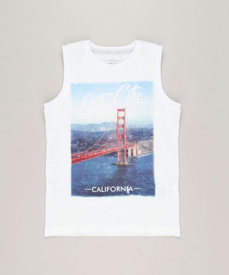 Regata-Infantil--California--Gola-Careca-em-Algodao---Sustentavel-Off-White-9227993-Off_White_1