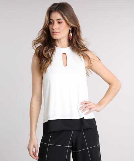 Regata-Feminina-Choker-com-Vazados-e-Barra-Contrastante-Off-White-9212079-Off_White_1
