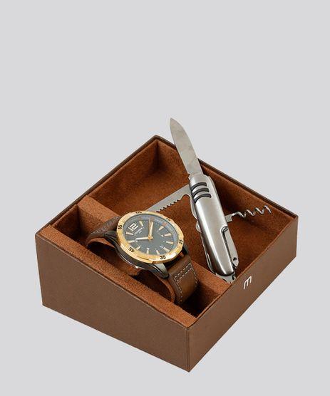 Kit-de-Relogio-Analogico-Mondaine-Masculino---Canivete---53633GPMVJH1K-Dourado-9252037-Dourado_1