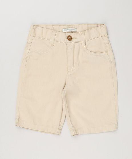 Bermuda-Color-Infantil-Reta-Kaki-Claro-9230443-Kaki_Claro_1