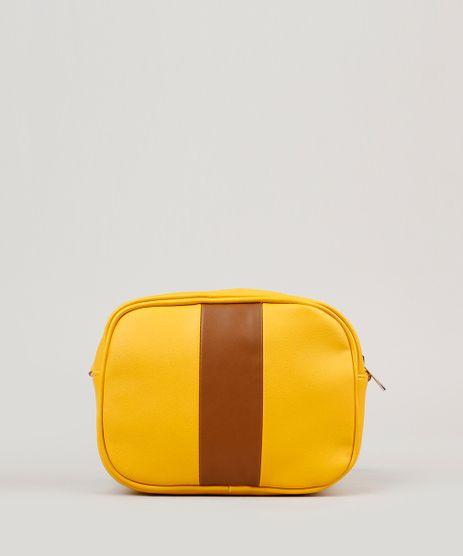 Bolsa-Feminina-Transversal-com-Recorte-Amarela-9100766-Amarelo_1