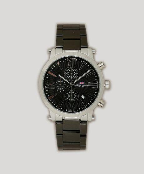 Relogio-Cronografo-Philiph-London-Masculino---PL80047623M-Preto-9262140-Preto_1
