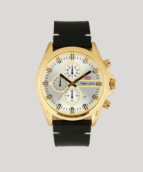 Relogio-Cronografo-Philiph-London-Masculino---PL80040642M-Dourado-9262246-Dourado_1