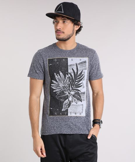 Camiseta-Masculina-Slim-Fit--Deep-Nature--Manga-Curta-Gola-Careca-Cinza-Mescla-Escuro-9209209-Cinza_Mescla_Escuro_1