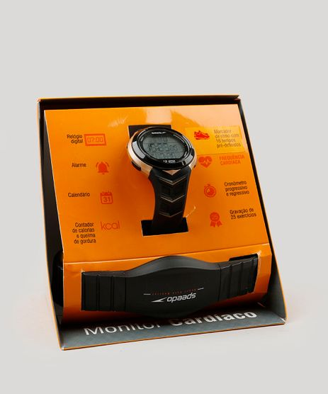 Kit-de-Relogio-Digital-Speedo-Masculino---Monitor-Cardiaco---80621G0EVNP3-Preto-9199636-Preto_1