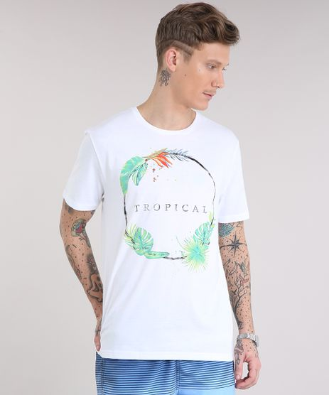 Camiseta-Masculina--Tropical--Manga-Curta-Gola-Careca-Off-White-9190305-Off_White_1