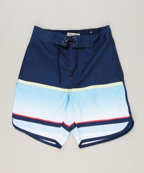 Bermuda-Surf-Infantil-com-Cordao-Listrada-Azul-Marinho-9192183-Azul_Marinho_1