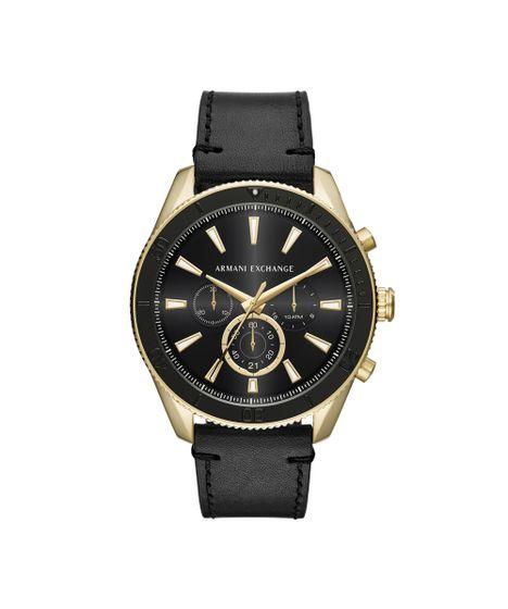 Relógio Armani Exchange Masculino Classic Enzo Preto - AX1818 0PN - cea 83efe5674c