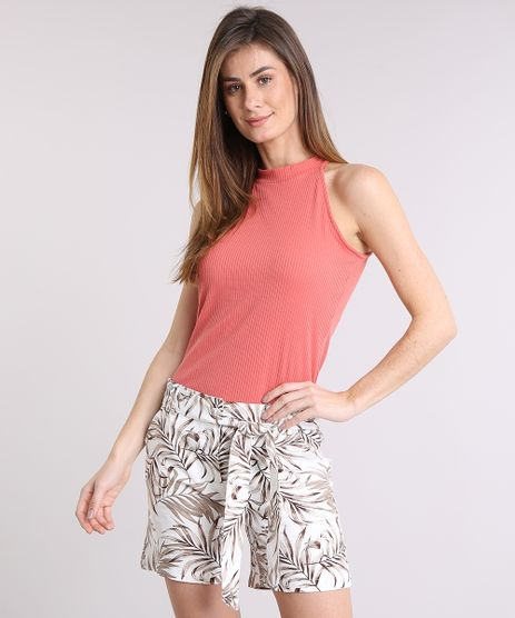Regata-Feminina-Halter-Neck-Canelada-Coral-9232344-Coral_1
