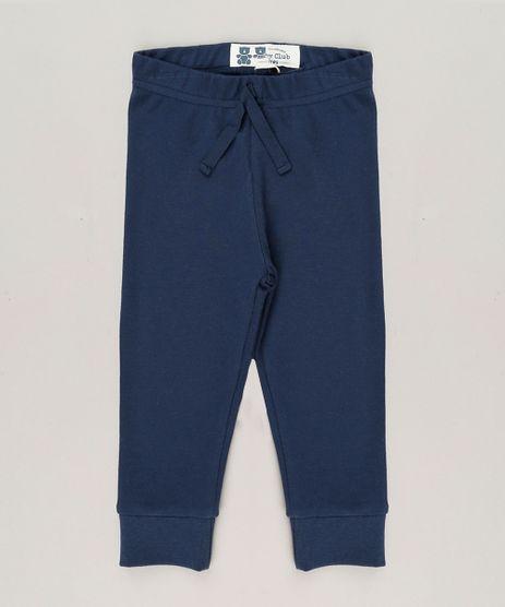 Calca-Infantil-Basica-em-Algodao---Sustentavel-Azul-Marinho-9124369-Azul_Marinho_1