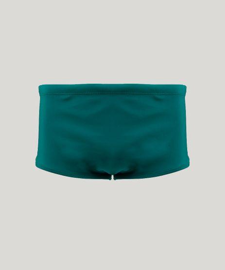 Sunga-com-Listras-Laterais-Verde-Escuro-8840289-Verde_Escuro_1