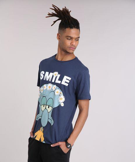 Camiseta-Masculina-Lula-Molusco-Manga-Curta-Gola-Careca-Azul-Marinho-9247265-Azul_Marinho_1