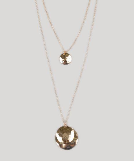 Colar-Feminino-Longo-Duplo-com-Pingentes-Dourado-9207515-Dourado_1